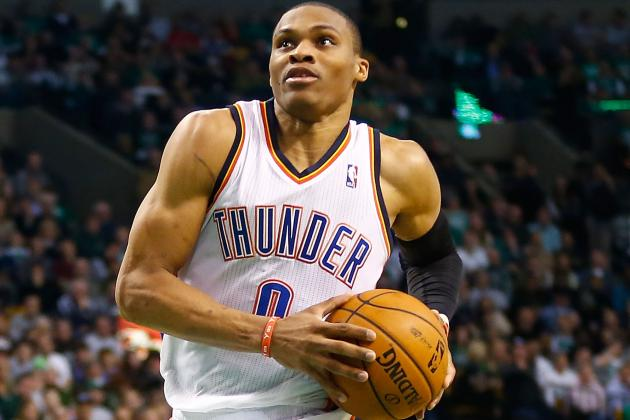 Oklahoma City Thunder: Russell Westbrook Is 'locked In'