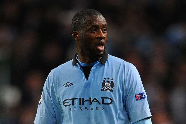 Anzhi Lead Chase for City Defender Toure as Russian Club Prepares to Splash