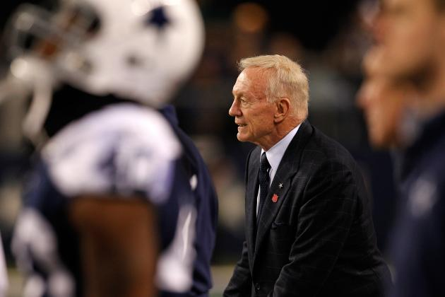 Dallas Cowboys: Has Jerry Jones Destroyed 'America's Team'?