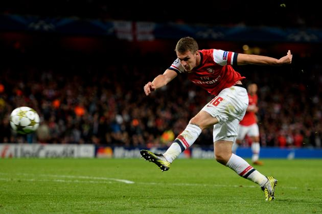 Olympiakos vs. Arsenal: Preview, Team News and Projected Lineups