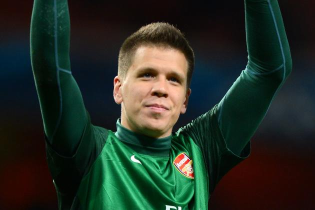Szczesny: I Am Getting Back to My Best After Struggling for Form