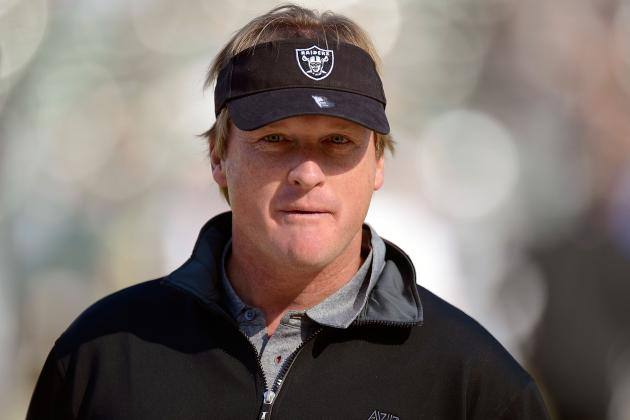 Twitter Reacts to Jon Gruden's Giants-Redskins Monday Night Football Commentary
