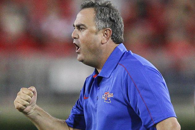 Sonny Dykes Remains Atop Cal Coaching Hire Talk