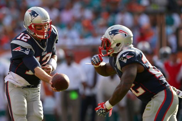 New England Patriots' Closing Drive Shows Another Side of the Running Game