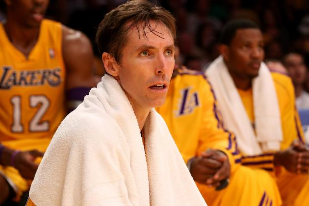 Can Steve Nash Save the Lakers from Themselves?