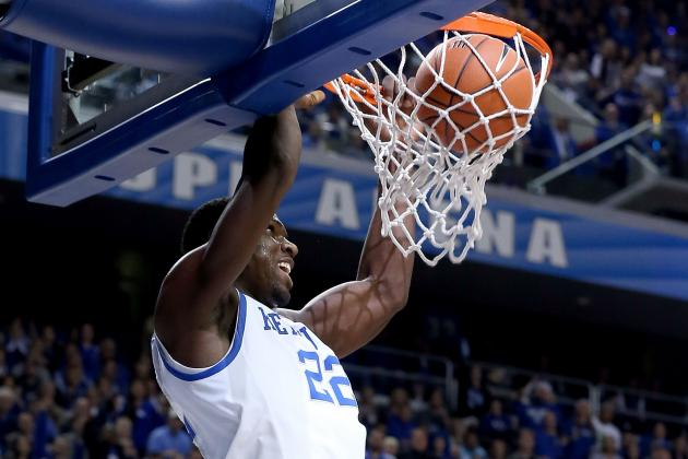 Alex Poythress Is the Most Valuable Player in College Basketball
