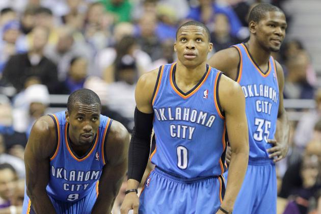 Are Oklahoma City Thunder Nothing but Tragic Foil to NBA's Big-Market Giants?
