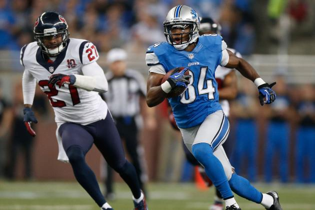 Ryan Broyles: Injured Wideout One of Many Problems for Detroit Lions