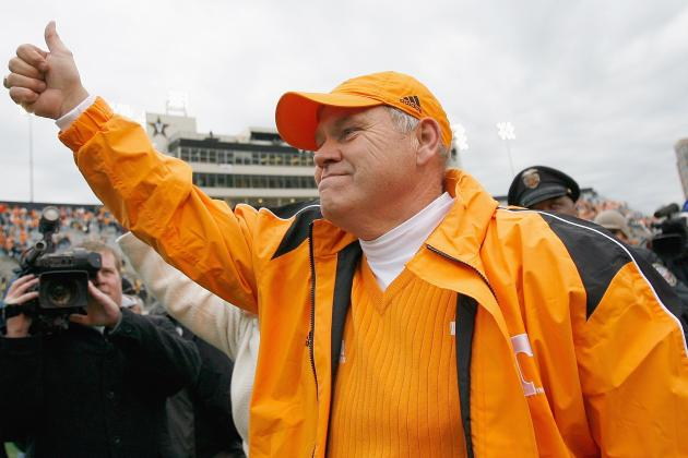 Phillip Fulmer Is Not the Answer for the Tennessee Vols Football Program