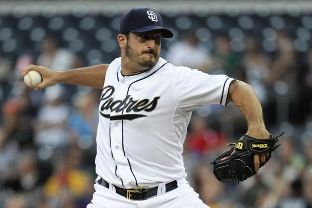San Diego Padres Keep Jason Marquis and Look Positively Towards 2013