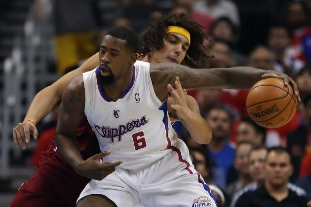 DeAndre Jordan in Perfect Position to Become Elite Center with LA Clippers