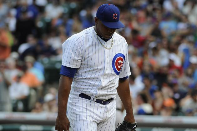 Cubs Tell Carlos Marmol That He's on the Block