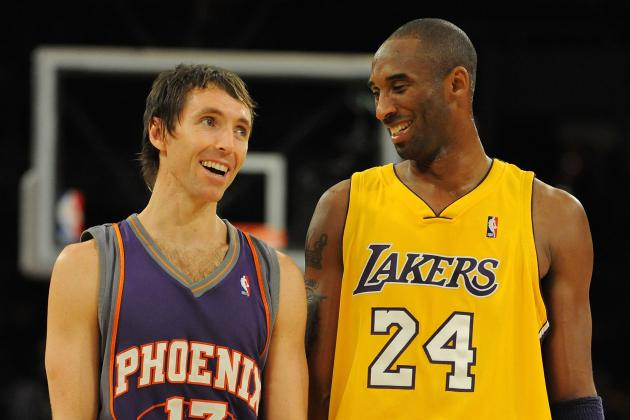Can Kobe's Threats and Steve Nash's Return Save the Lakers?