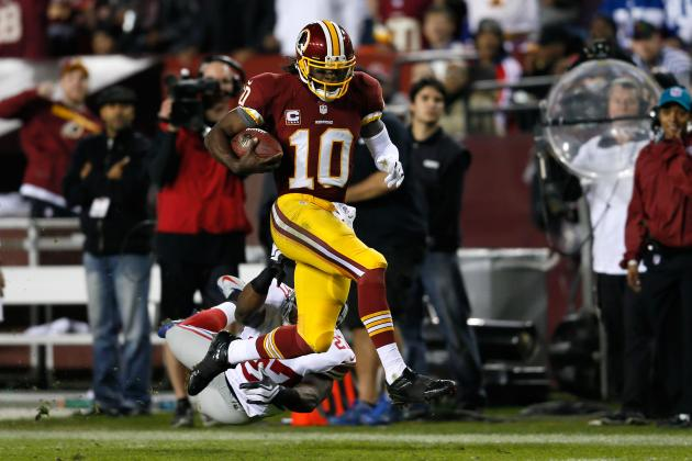 How Robert Griffin Has Pioneered the Option Offense in the NFL