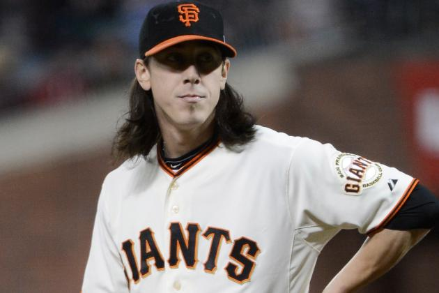 Giants Want a Heavier Lincecum (without Burgers), Etc.