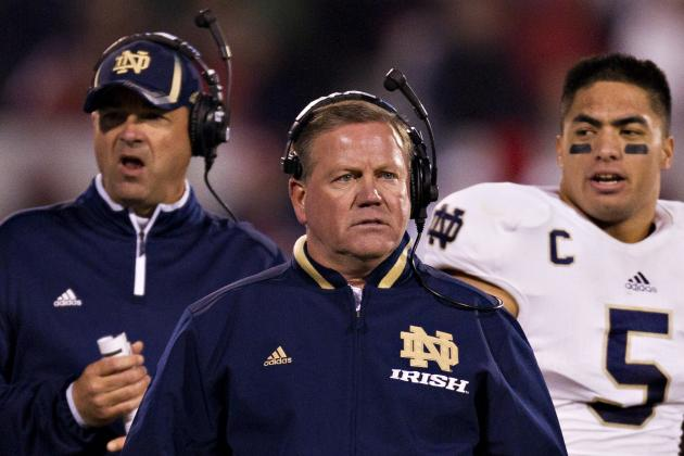 Notre Dame: Why Brian Kelly Can't Afford to Lose Bob Diaco to Boston College