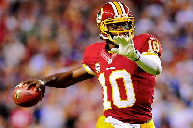 Monday Night Football Live: Giants vs. Redskins Score, Analysis