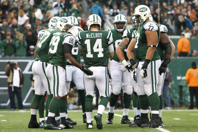Reports Surface That Rex Ryan Is Leaning Towards Starting Greg McElroy Sunday