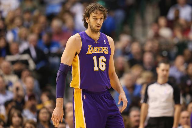 Who's the Better End-of-Game Option for Lakers: Pau Gasol or Antawn Jamison?
