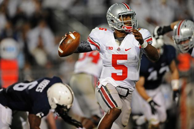 Ohio State Football: This Year's Snub Sets Braxton Up as Heisman Favorite in '13