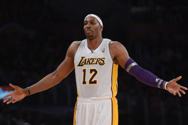 Los Angeles Lakers Must Right Ship Now or Brace for Another Dwightmare