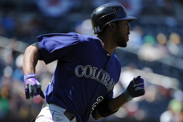 Phillies Have Talked to Rockies About Dexter Fowler