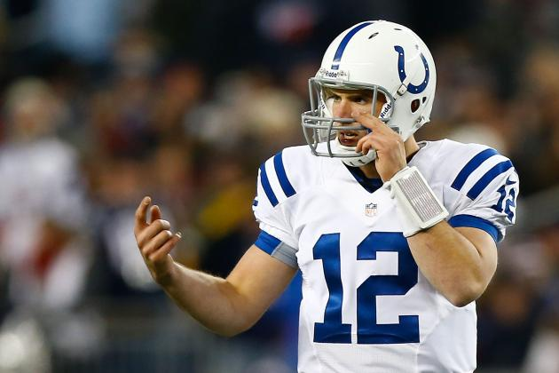 Andrew Luck: Colts Rookie QB Doesn't Deserve MVP Consideration