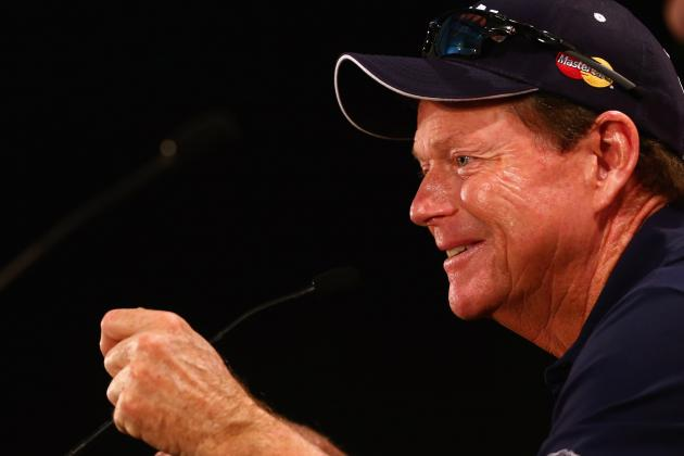 T. Watson Says Olympics Not the Place for Golf