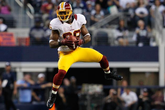 Where Does Pierre Garcon Rank Among the NFL's Best Receivers?