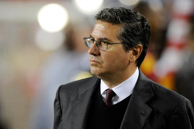 Dan Snyder on Giants: 'I Hate Those Motherf——'