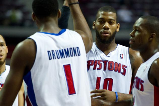 Pistons' Improved Blocking Ability Giving Foes Pause