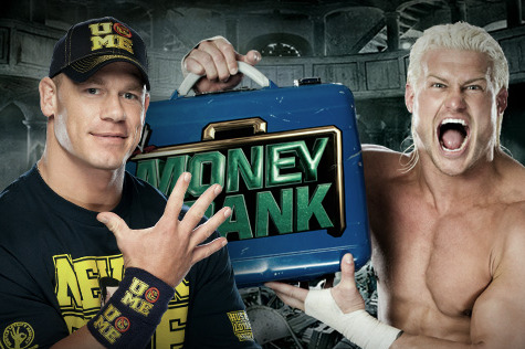 John Cena to Face Dolph Ziggler at TLC PPV for Money in the Bank Contract