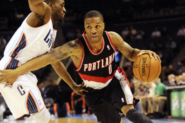Portland vs. Charlotte: How the Blazers Pulled off an Improbable Road Win