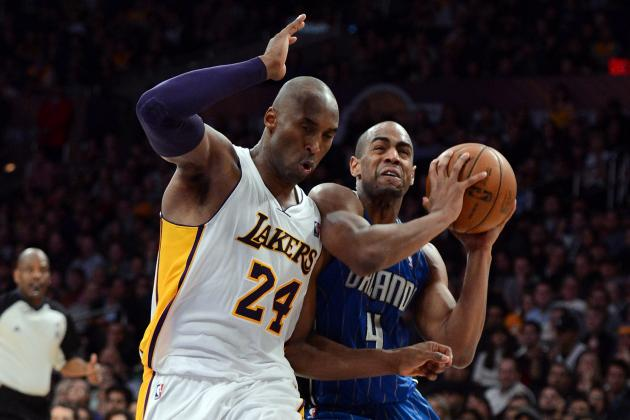 Is Kobe Bryant Lashing out at Teammates to Hide His Own Defensive Shortcomings?