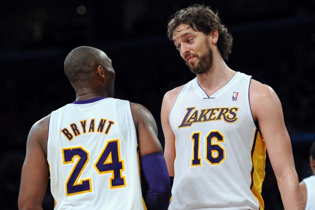 Breaking Down Pau Gasol's Ideal Role with the L.A. Lakers