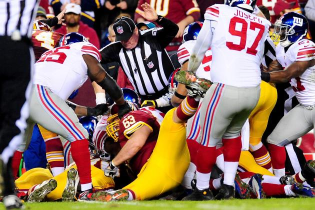 How Should NFL Punish Linval Joseph, Will Montgomery for Monday Night Scuffle?