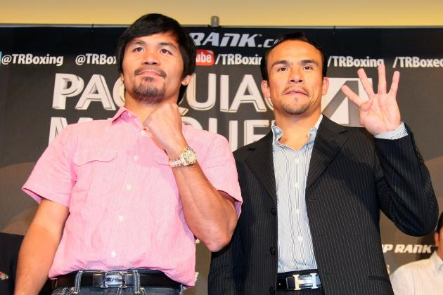 Manny Pacquiao vs. Juan Manuel Marquez: 4th Fight Will Be Much of the Same