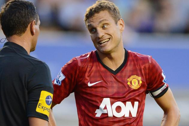 Sir Alex Ferguson Not Prepared to Risk Nemanja Vidic for Manchester Derby