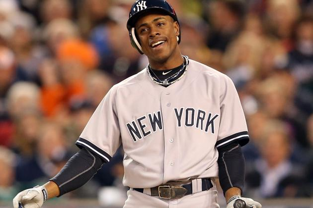Yankees Willing to Listen to Offers for Granderson