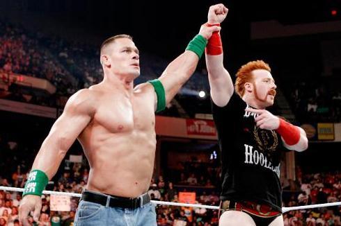 John Cena & Sheamus Should Make a Run for the WWE Tag Team Title
