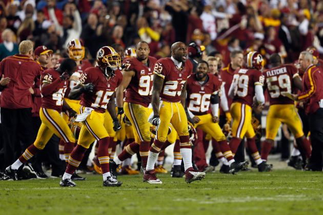 Washington Redskins Win over New York Giants a Landmark Win in Mike Shanahan Era