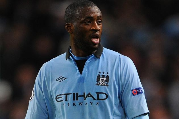David Platt Plays Down Yaya Toure Fatigue Fears at Manchester City