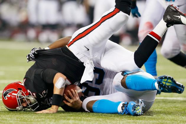 Atlanta Falcons vs. Carolina Panthers: More Dangerous Than Trap Game