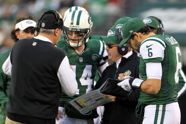 Rex Ryan Will Decide on New York Jets Starting QB Tuesday, & Other AFC East News