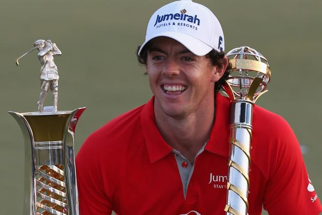 McIlroy Selected as Player of the Year; Huh the Top Rookie