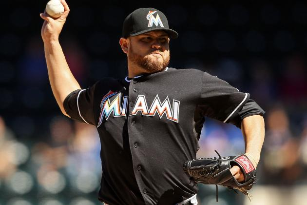 Marlins Telling Teams Nolasco Won't Be Moved