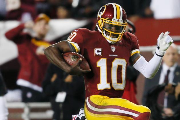 NFC East Week 14 Power Rankings: Washington Redskins Surge to Top