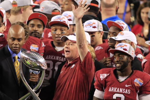 NCAA Coaching Carousel: Why Programs Should Hire Bobby Petrino