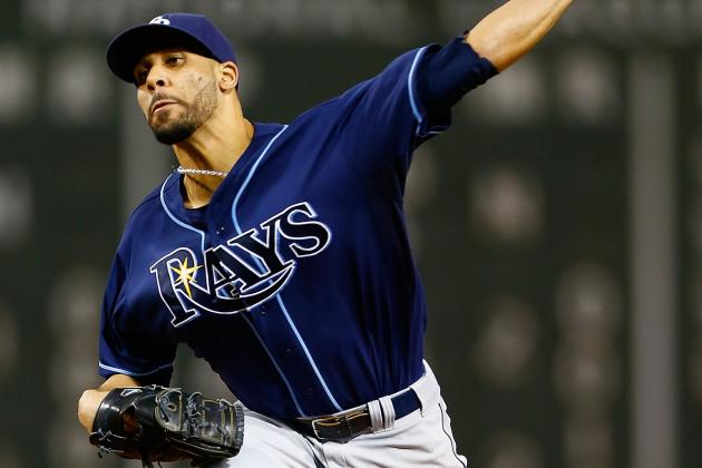 Chances Rays Trade a Top Starter -- Shields, Price or Hellickson -- on the Rise
