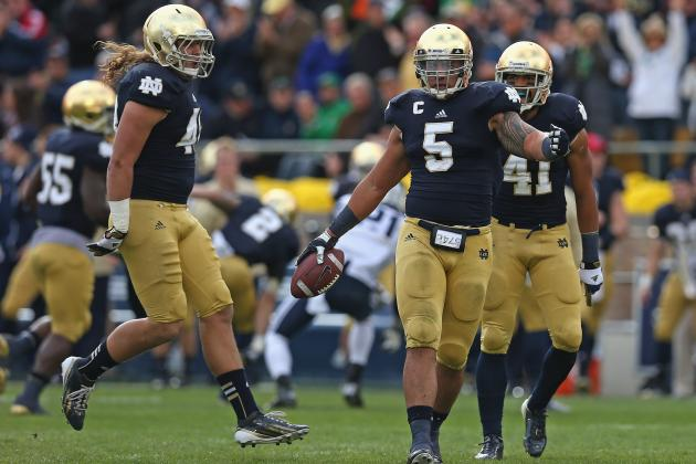 How Notre Dame, Alabama Players Should Deal with Long Layoff